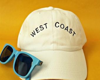West Coast Baseball Hat