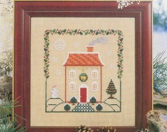 Yuletide Cottage by Elizabeth's Designs