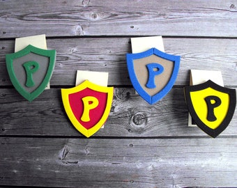 Prefect Harry Potter magnetic bookmark Hogwarts houses Gryffindor gifts Hufflepuff birthday Ravenclaw party Pottermore Slytherin wedding