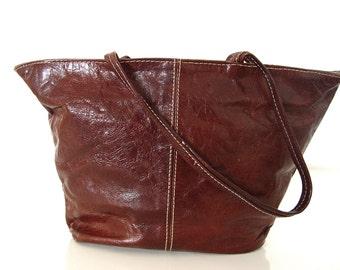 Leather Bag. Bag for her.