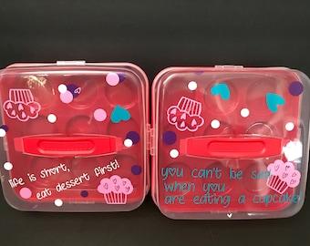 Customized Cupcake Carrier