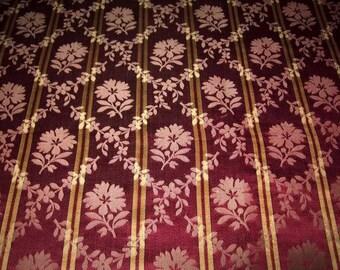 beautiful silky vintage fabric