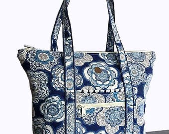 Carry-all Tote Pattern PDF