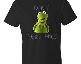 funny kermit T-shirt