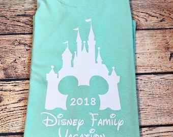 Disney Family Shirts, Disney Group Shirts, Family Disney Shirts, Matching Disney Shirts, Group Disney Shirts, Disney 2018 Shirts