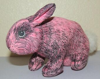 Applause Silkscreen BABY Bunny 1992
