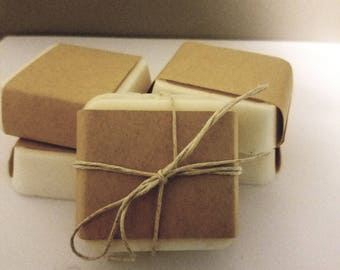 200 Natural Bar soap Wedding Favors//Baby shower favors//Bridal shower favors//Event favors// Gifting// your special day