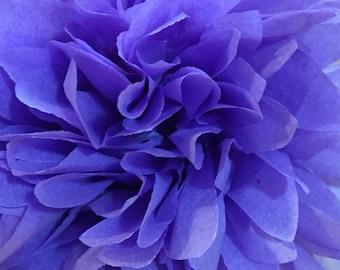 Lavender pompom,party poms,birthday pompoms,Firstbirthday,baby shower,hanging poms,nursery pom pom,pompoms,party decorations