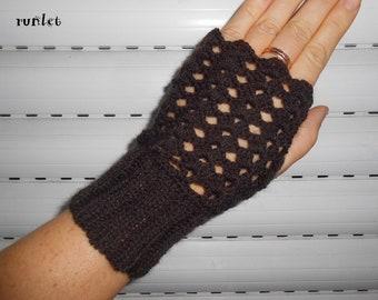 white winter mittens/wool mittens women/wool gloves knitted/fingerless gloves/knitted mittens/mittens womens/knit accessories