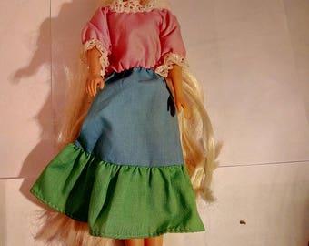 Vintage Barter Barbie Doll