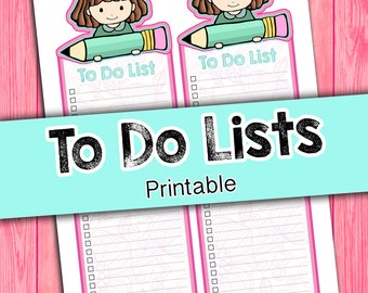 Printable To Do List Digital Personalised Shopping ToDo Lists Daily Planner Chore Kitchen Housework Baby Home Food Fridge Work Organiser