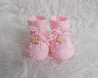 wool baby gift baby shoes
