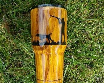 Bird Hunting Tumbler/Cup 30 oz.