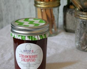 Strawberry Jalapeno Jam