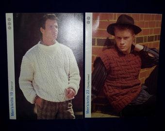 vintage mens sweater patterns (2)