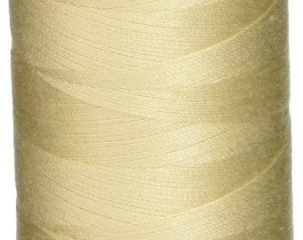 Aurifil A1050-2310 Mako Cotton Thread Solid 50WT 1422Yds Light Beige