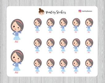 Cute Alyssa Stickers