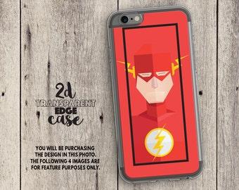 iPhone 7 case FLASH iPhone 6s Case comic con iphone 7 plus case boys nerds iphone 6s Plus iphone 6 case red iphone 6 plus case flash LU67