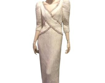Mary McFadden Evening Gown
