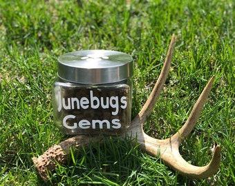 Custom Treat Jar