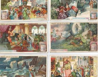 Liebig Oberon opera de C.M.Weber.
