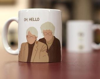 Kroll Show - Oh, Hello - Mug