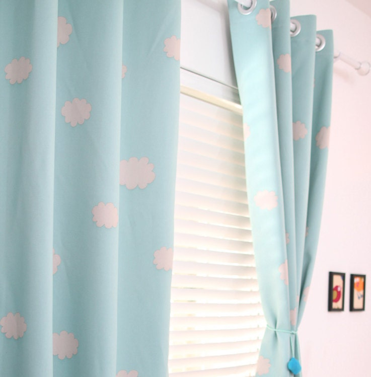 Excellent Pink And Green Curtains Nursery @WN43 ...