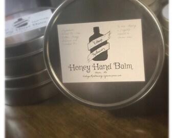 Honey Hand Balm