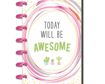 The Mini Happy Planner, Shake It Up 2018