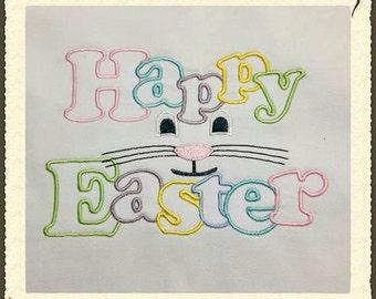 Happy Easter Applique