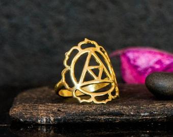 Zodiac ring, 14k solid gold, Earth element, Virgo zodiac ring, Taurus ring, Capricorn ring, Zodiac jewelry, zodiac sign, horoscope ring gold