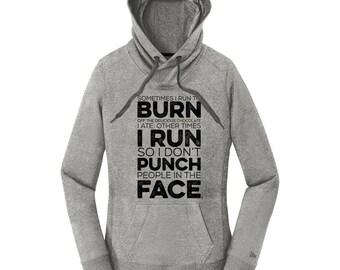 Hoodies for Women Running Hoodies Comfy Sweatshirt Running Gifts for Runners Funny Sweatshirts Funny Hoodies Gifts for Her Marathon Gifts