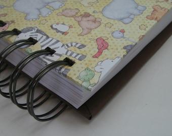 Baby Book - New Mom Organizer - Mom and Baby Journal - Baby Shower Gift - Mom To Be Gift - Baby Memory Book - Newborn Planner - Keepsake