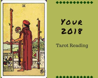 Tarot Reading: Your 2018