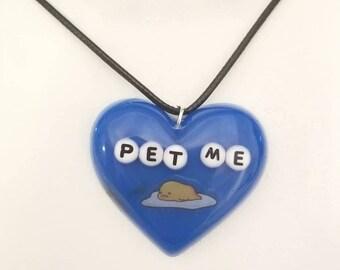 Pet me Necklace