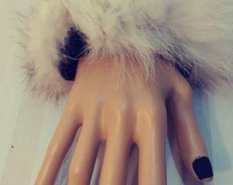 Real Fur Cuff