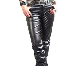 Chic Rock Runway Armor Corset Laceup Vegan Faux Leather