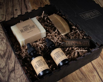 Big Box Beard Kit