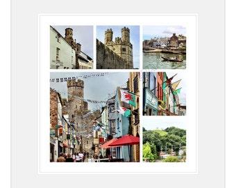 Caernafon, North Wales