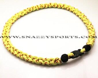 Softball Titanium Necklace