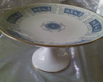 Coleport Revelry Pedestal Cake Plate