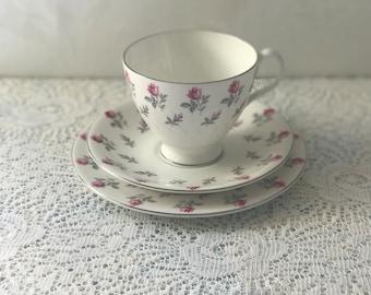 Royal Albert Winsome Tea Trio