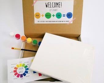 Blank Paint Kit