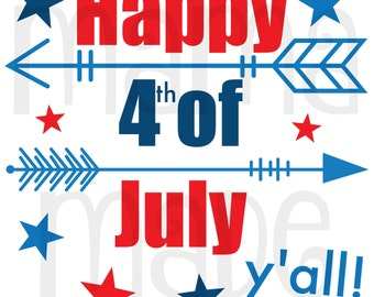 Boy's 4th of july shirt,Happy 4th of july y'all shirt, boy's 4th of july tee, boy's 4th of july shirt, boy patriotic tee, july 4th tee, 4th