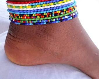 ankle bracelets for friendship sale string anklet