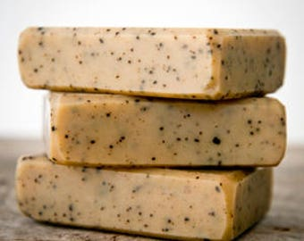 Espresso And Goats Milk Soap bar 4oz.