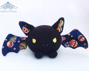 Devil Bat Puff Plushie