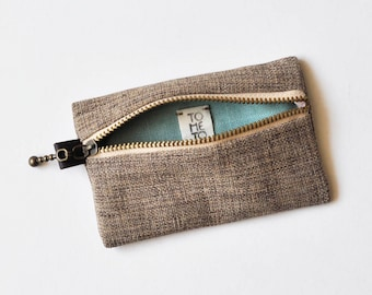 Card Pouch, Credit Card Purse, Gift Card Pouch ~ Bruno