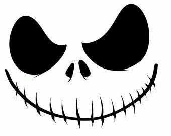 Nightmare Jack #3 Vinyl Decal Sticker