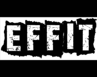 EFFIT album - A Long Slow Burn